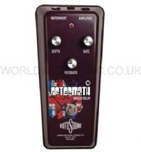 Rotosound RAM1 The Aftermath Delay Electric Guitar Effects FX Pedal